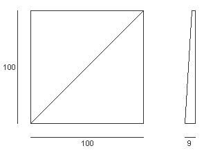 Diagonal mm