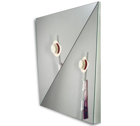 Espejo Diagonal 489x439
